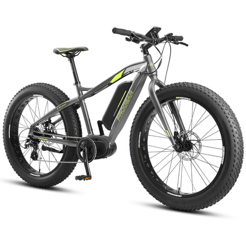 E-Blast V2 Mid-Drive Fat Tyre Electric Bike