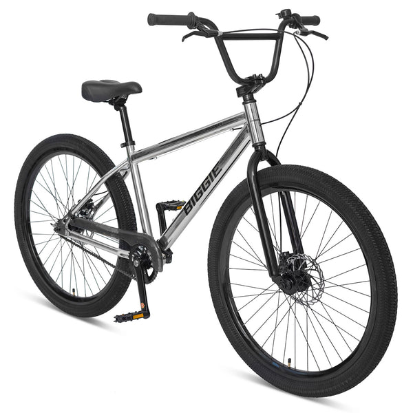 "Biggie 27.5"" BMX Chrome"