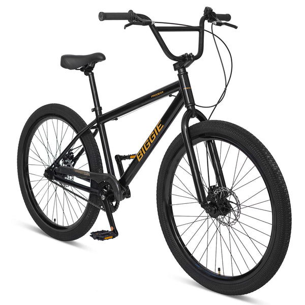 "Biggie 27.5"" BMX Stealth Black"