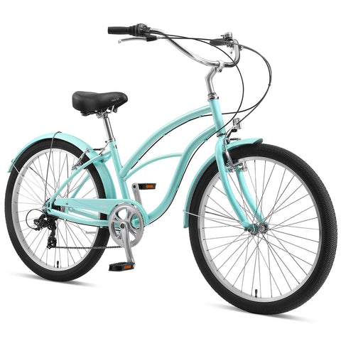 Malibu S7 Ladies Cruiser 26""