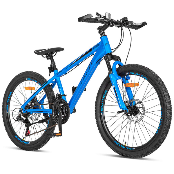 "Surge MTB 24"" in Bright Blue"
