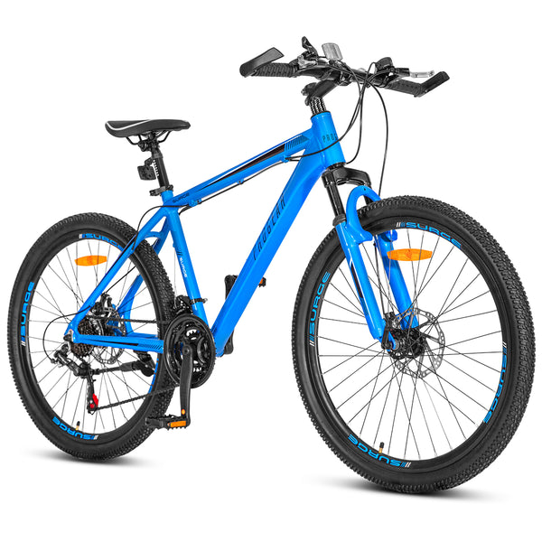 Surge Mountain Bike - Bright Blue