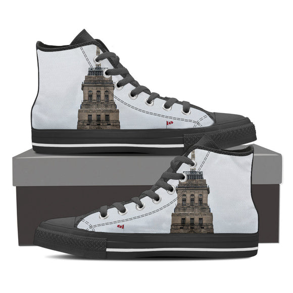 Mens Cityscape High Tops