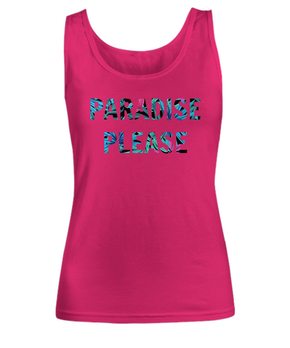 Paradise Please Tank Top