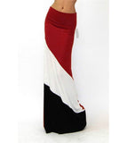Summer Beach Party Maxi Skirt