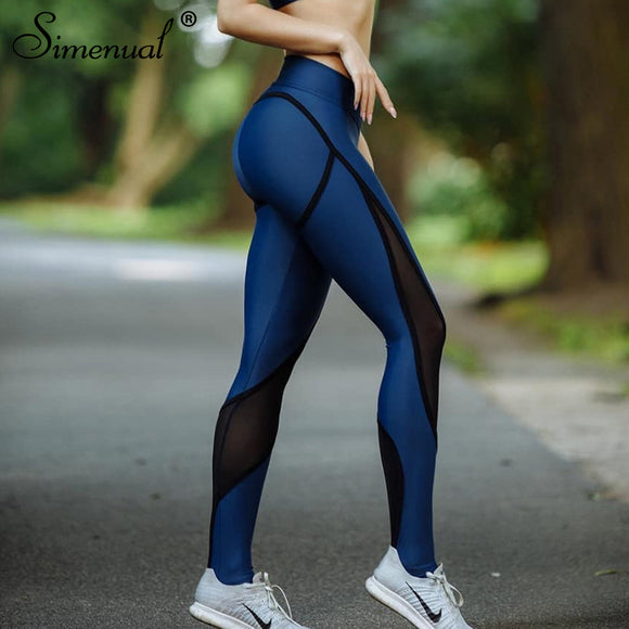 Sporty performance legging