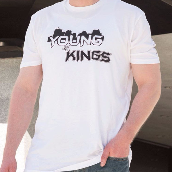 Young Kings Logo T-shirt