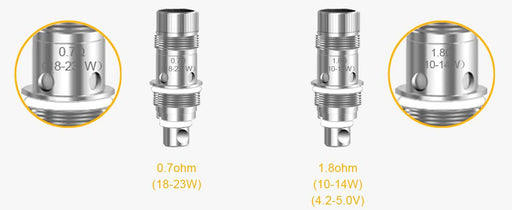 Aspire Nautilus Replacement Coils 5 Pack