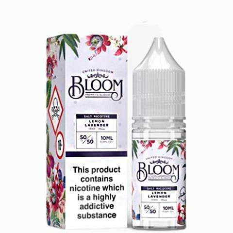 Bloom Salts Lemon Lavender 10mg/20mg