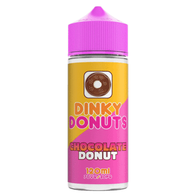 Dinky Donuts Chocolate Donut 100ml