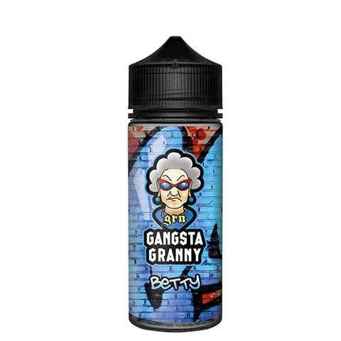 Gangsta Granny e liquid Gangsta Granny Betty
