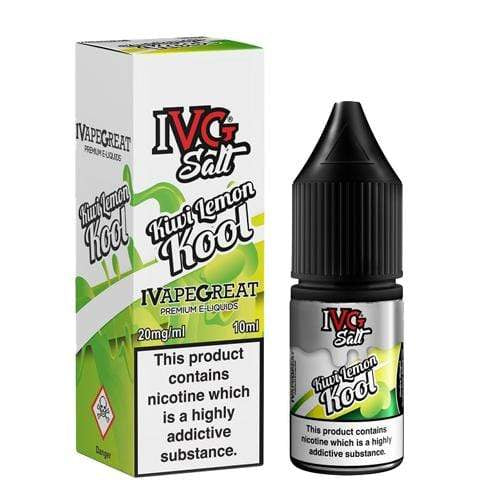 IVG salt nic Ivg Salts Kiwi Lemon Kool 10mg/20mg