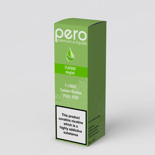 Pero Raspberry Mint 10ml