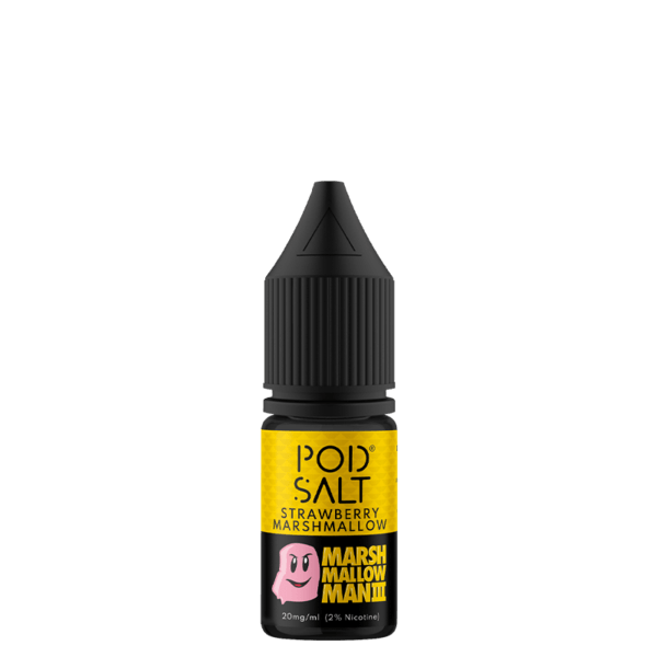Pod Salt salt nic Marshmallow Man Pod Salt 20mg