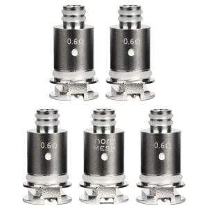 Smok Nord Coils - 5 Pack of coils
