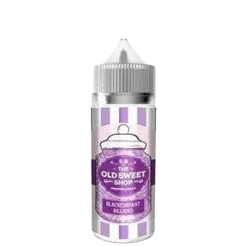 The Old Sweet Shop Blackcurrant Billions 100ml