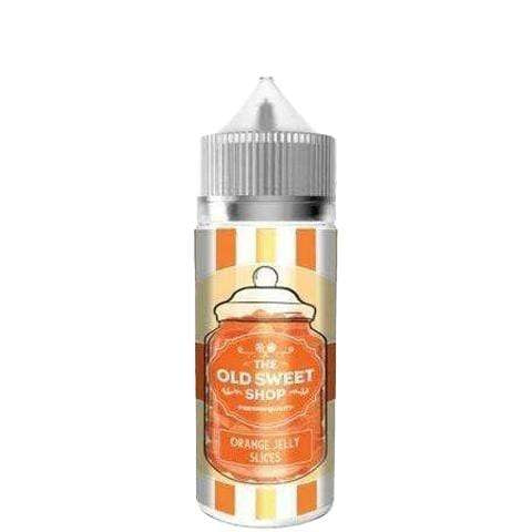 The Old Sweet Shop Orange Jelly Slices 100ml