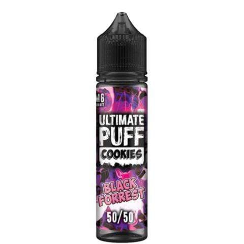 Ultimate Puff Cookies Black Forrest 50/50