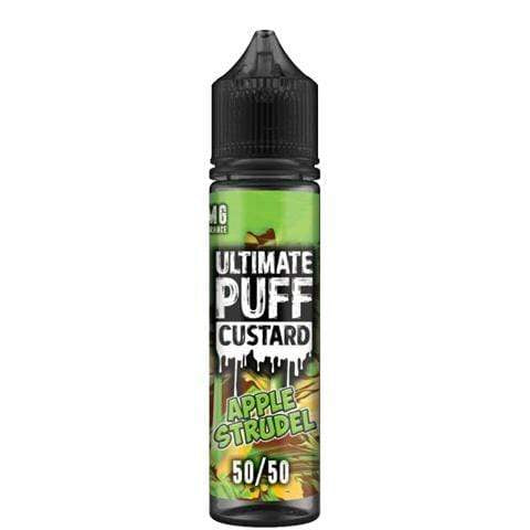 Ultimate Puff e liquid Ultimate Puff Custard Apple Strudel 50/50
