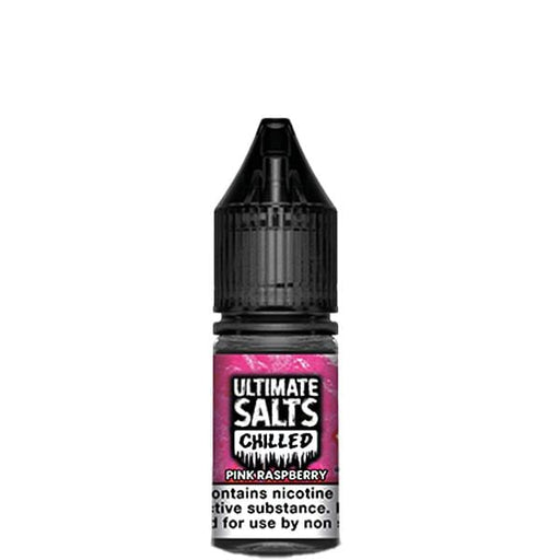 Ultimate Salts Chilled Pink Raspberry 10mg/20mg