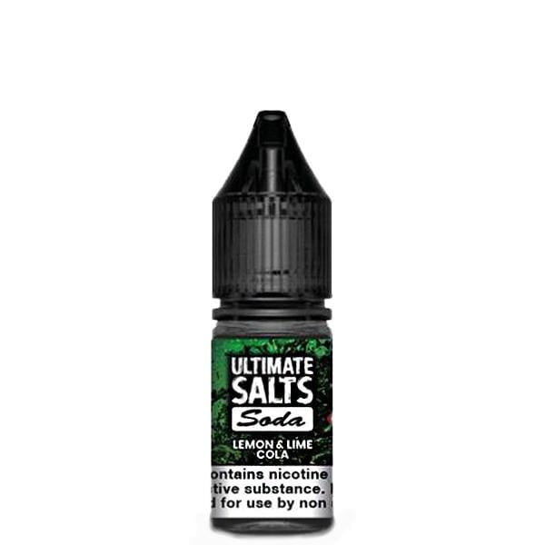 Ultimate Salts Soda Lemon Lime Cola 10mg/20mg