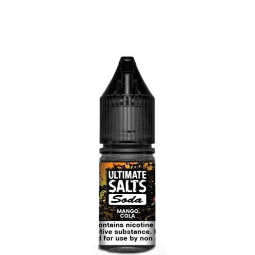 Ultimate Puff salt nic Ultimate Salts Soda Mango Cola 10mg/20mg