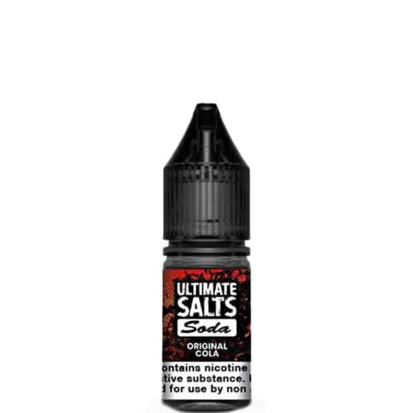 Ultimate Puff salt nic Ultimate Salts Soda Original Cola 10mg/20mg