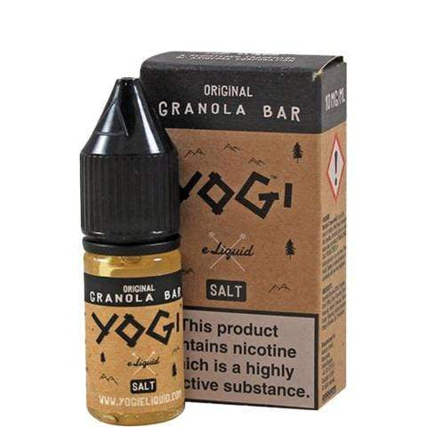 Yogi salt nic Yogi Salts Original Granola Bar 20mg