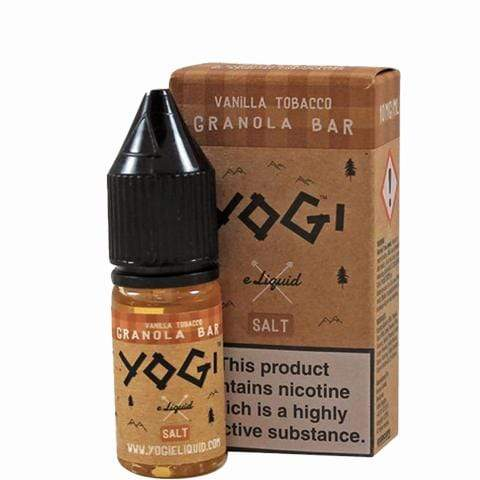 Yogi salt nic Yogi Salts Vanilla Tobacco 20mg