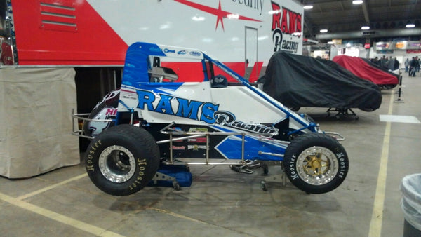 Jake Morgan - Ram Racing - Standard Race Team - Chili Bowl 2018