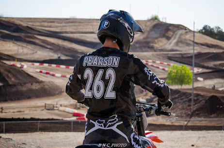 Connor Pearson - A1 Supercross