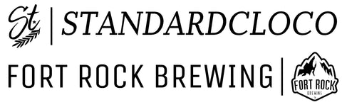 StandardCloCo™ and Fort Rock Brewing Collaboration - Standard Sunday