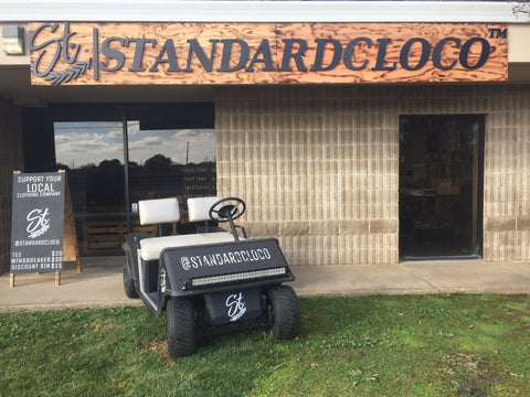 StandardCloCo™ Store Front - Action Sports and Lifestyle Clothing Brand