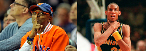 Reggie vs Spike Lee | StandardCloCo Blog
