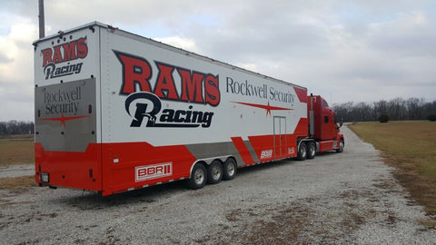Jake Morgan Racing - Rams Racing Heads to Chili Bowl 2018