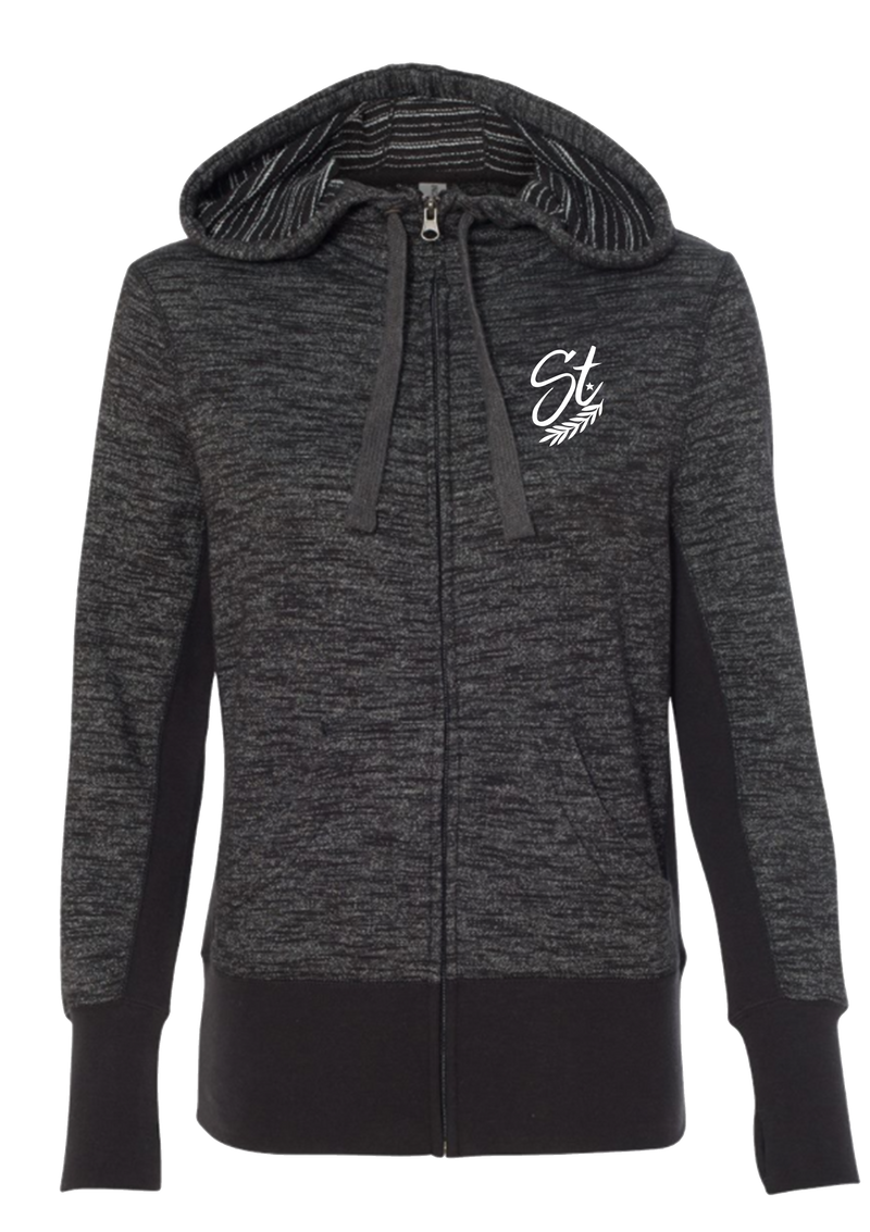 Baja Zip Hoodie | Original - Sweatshirt | StandardCloCo™