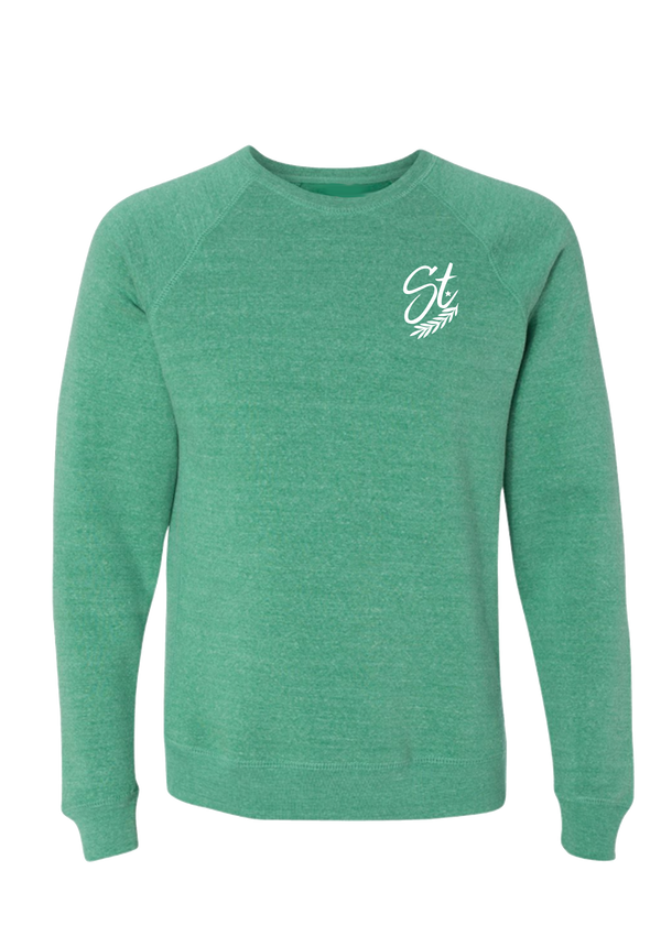 Crewneck - Sea Green | Original - Sweatshirt | StandardCloCo™