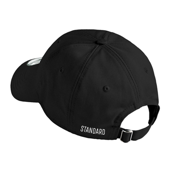 Dad Hat - Black | Original - Hat | StandardCloCo™