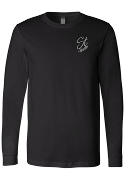 Long Sleeve  - Black | Original