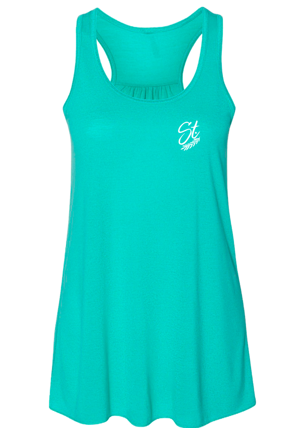 Loose Tank - Teal | Original - Tank Top | StandardCloCo™