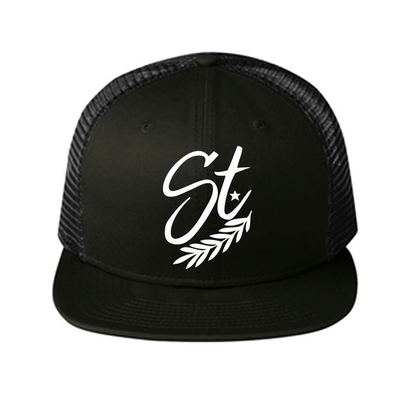 Meshback Hat - Black | Original - Hat | StandardCloCo™