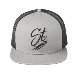 Meshback Hat - Grey | Original - Hat | StandardCloCo™