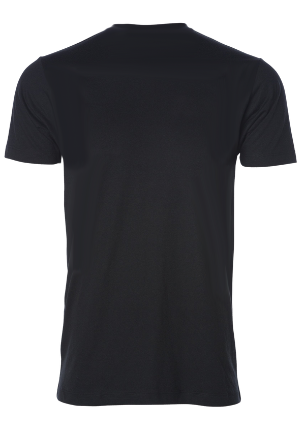 Men's Tee - Black | Colony + - Tee | StandardCloCo™
