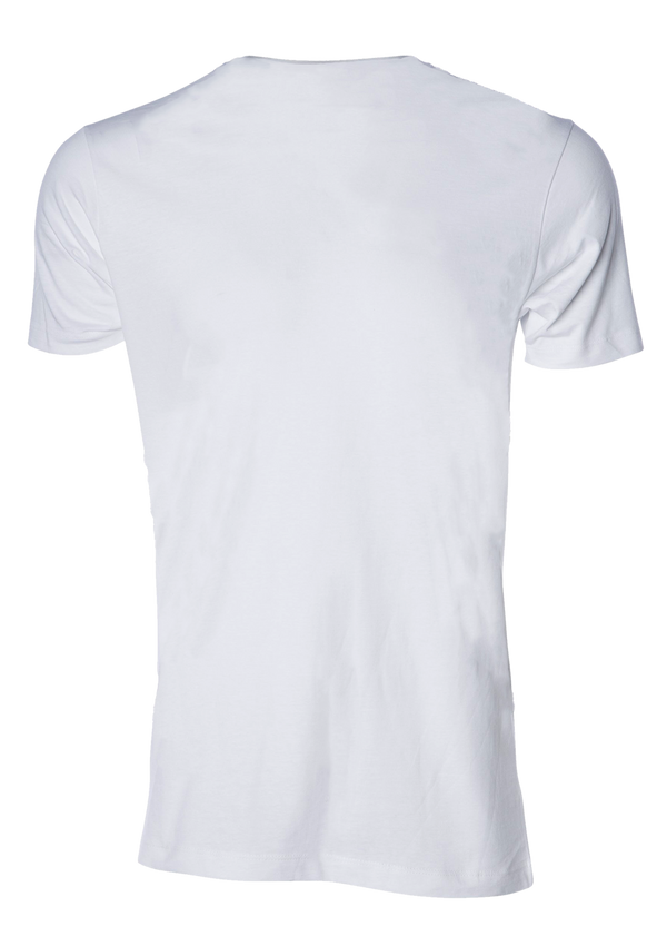 Men's Tee - White | Colony + - Tee | StandardCloCo™