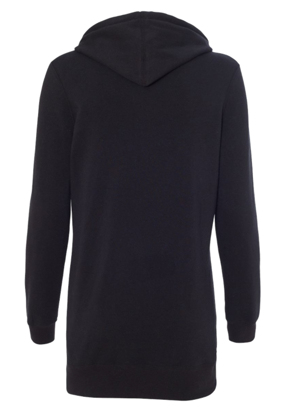 Tall Hooded Sweatshirt - Black | Signature - Sweatshirt | StandardCloCo™