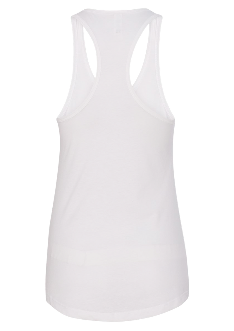 Tight Tank - White | Original - Tank Top | StandardCloCo™