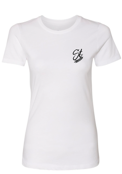 Women's Tee - White | Original - Tee | StandardCloCo™