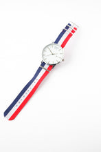 Marseille - Men's Watch With RAF NATO Field Strap - Full View
