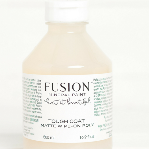 Fusion Tough Coat.  |  fusionmineralpaint.com
