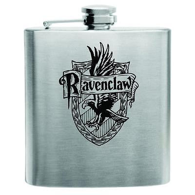 Ravenclaw Stainless Steel Hip Flask 6oz